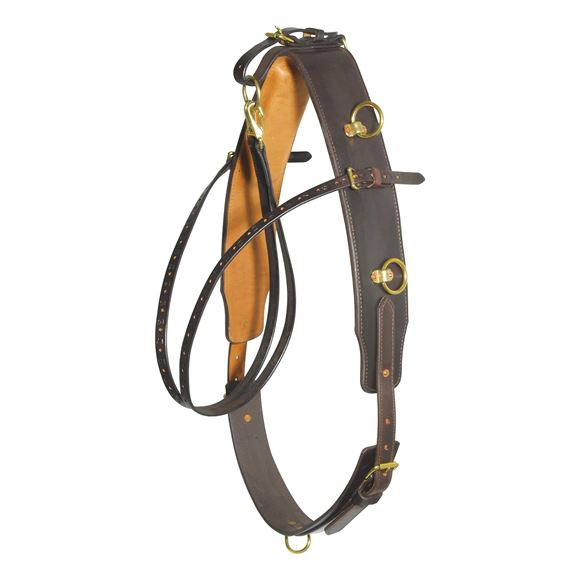 Premier Training Surcingle with Side Reins