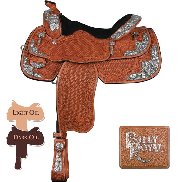Billy Royal® Classic 2000 Limited Edition Show Saddle