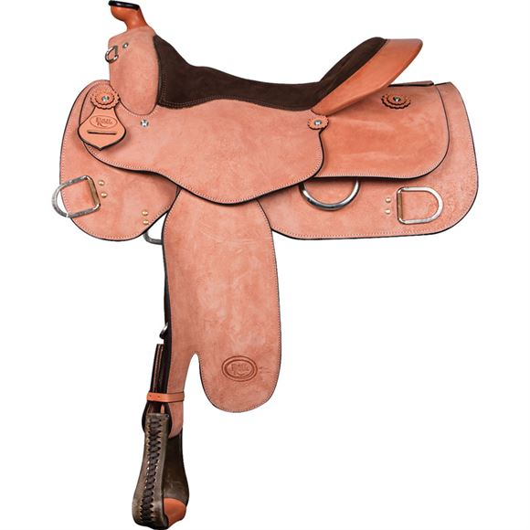 Billy Royal® Classic Work Saddle