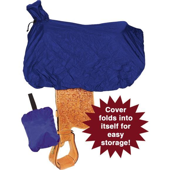 Dura-Tech® Western Saddle Cover In A Pouch