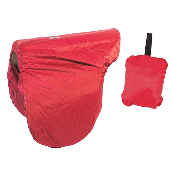 Dura-Tech® English Saddle Cover In A Pouch - Dressage