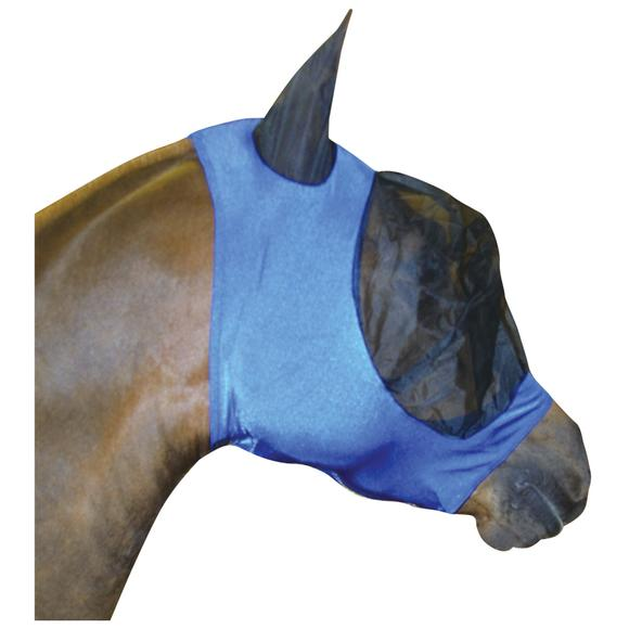 Comfort Plus Lycra Fly Mask with Zipper