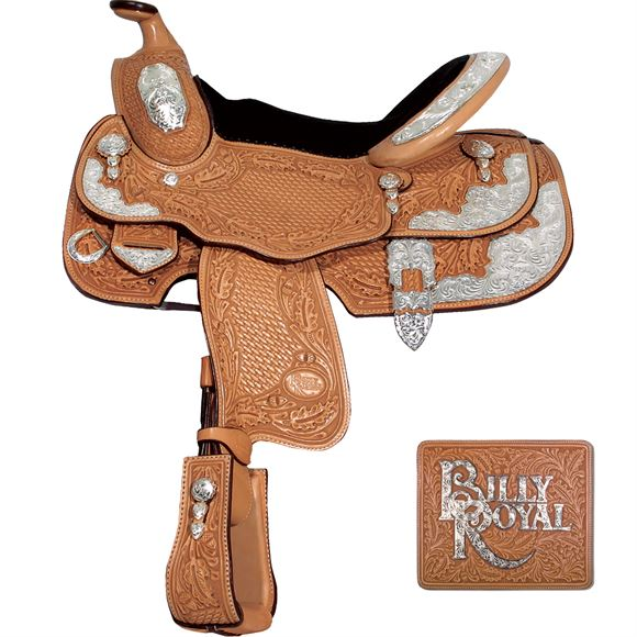 Billy Royal® Classic Congress Youth Show Saddle