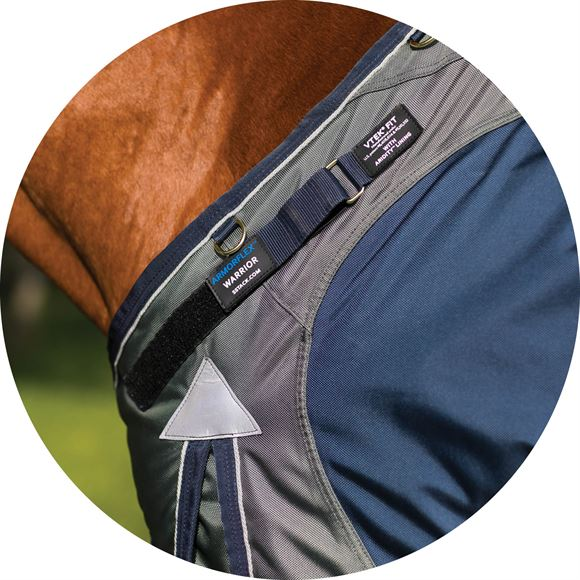 Adjusta-Fit®- Adjusts for Your Perfect Fit!
