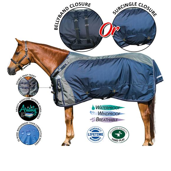 ARMORFlex® Warrior VTEK® Turnout Blankets