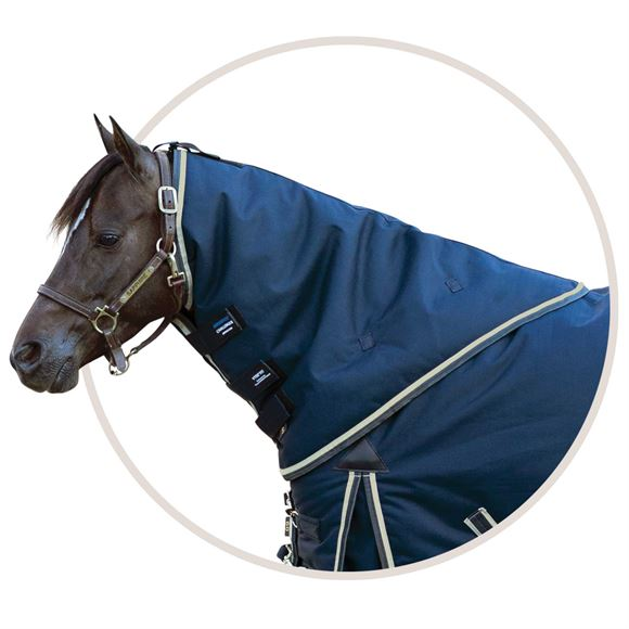 ARMORFlex® Challenger VTEK® Fit Pony Turnout Blanket Neck Cover