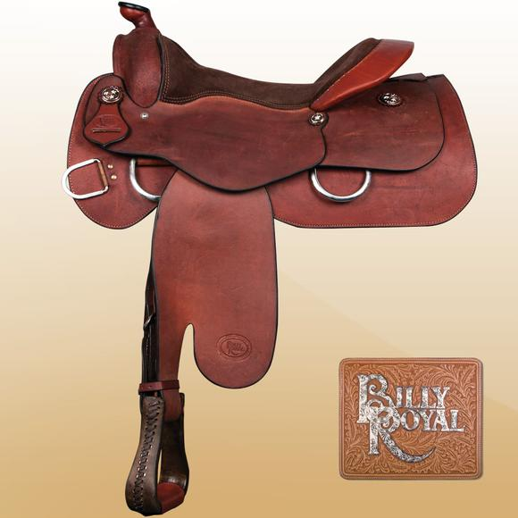 Billy Royal® Comfort Classic II Work Saddle