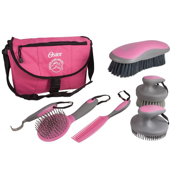 Oster Limited Edition Pink Equine Care Series Collection