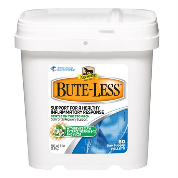 Bute-Less Pellets 5 lbs