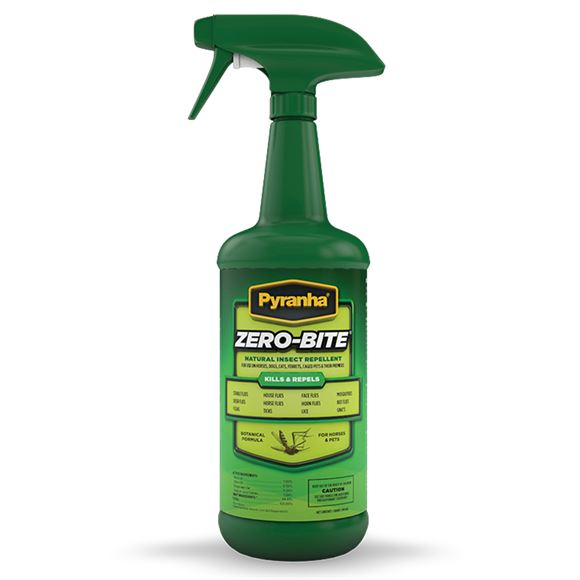 Pyranha® Zero-Bite™ Natural Insect Spray