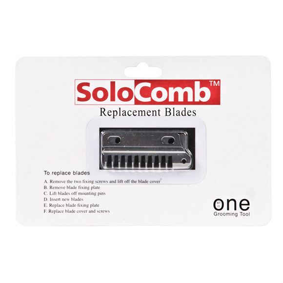 SoloComb™ Replacement Blade