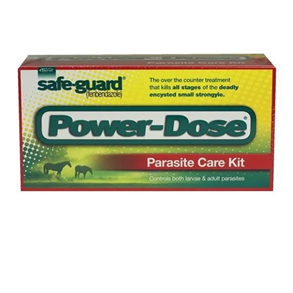 Safe-Guard® Power-Dose