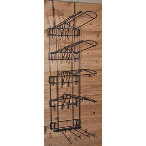 Easy-Up® Pro 5 Tier Frame with 4 Saddle Racks & Pad Rack