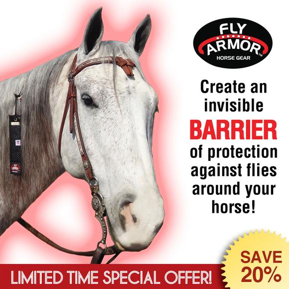 Fly Armor™ Mane/Tail Band