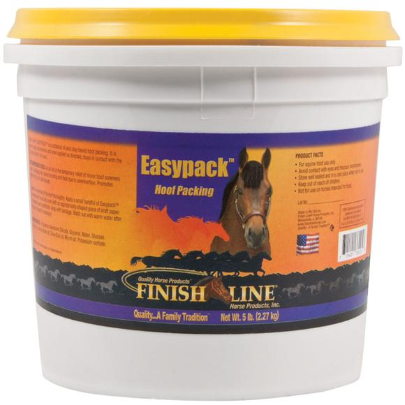Finish Line Easy Pack Hoof Packing 5lbs