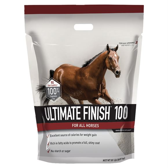 Ultimate Finish 100 Fat Supplement 20 lbs by Buckeye™ Nutrition
