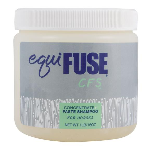 EquiFUSE® CFS™ Concentrate + Paste Horse Shampoo 1 lb