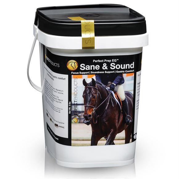 Perfect Products Perfect Prep EQ™ Sane & Sound Pellets 5 lbs.