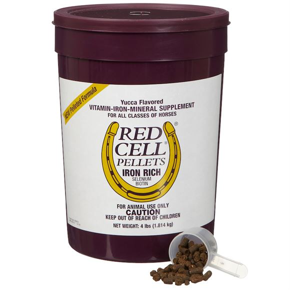 Red Cell Pellets 4lbs