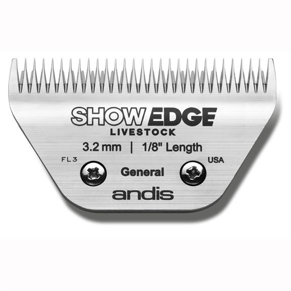 Andis Show Edge Wide General Blade