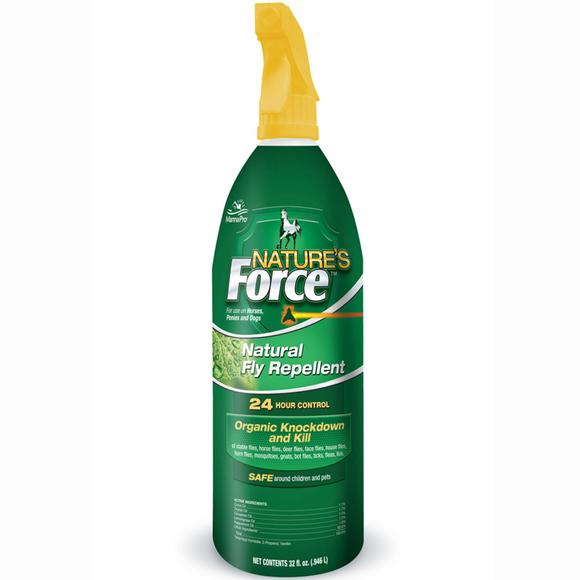 MannaPro Nature's Force Natural Fly Spray