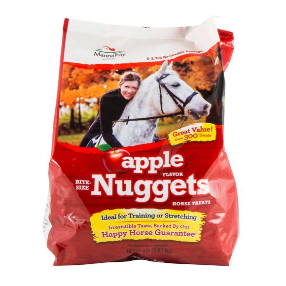 Manna Pro Apple Nuggets Size 4lbs