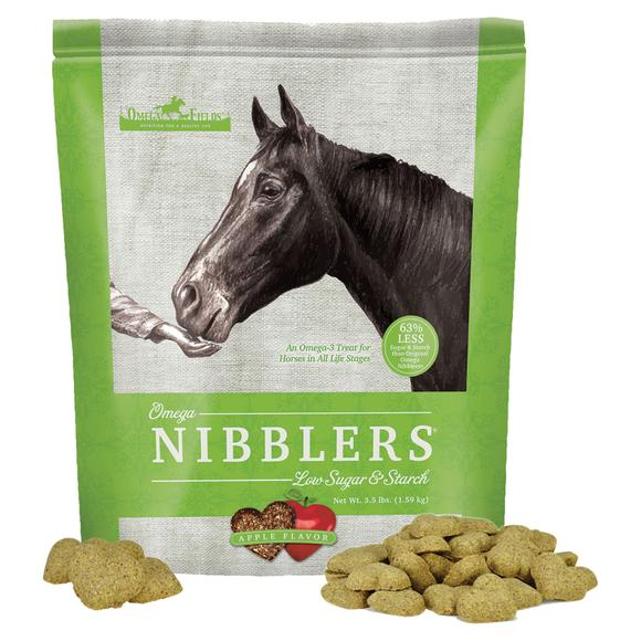 Omega Nibblers Low Sugar/Starch Treats