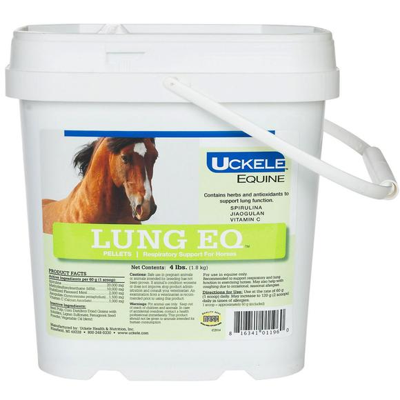 Uckele™ Equine Lung EQ™ Pellets