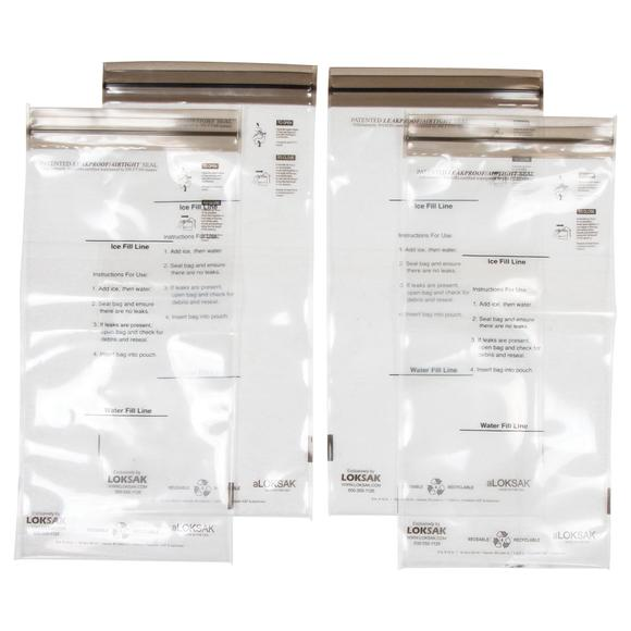 Pressure-Ice® Active Compression Cold Therapy - Ice/Water Poly Bags