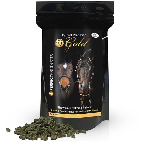 Perfect Products Perfect Prep EQ™ Gold Pellets 1lb