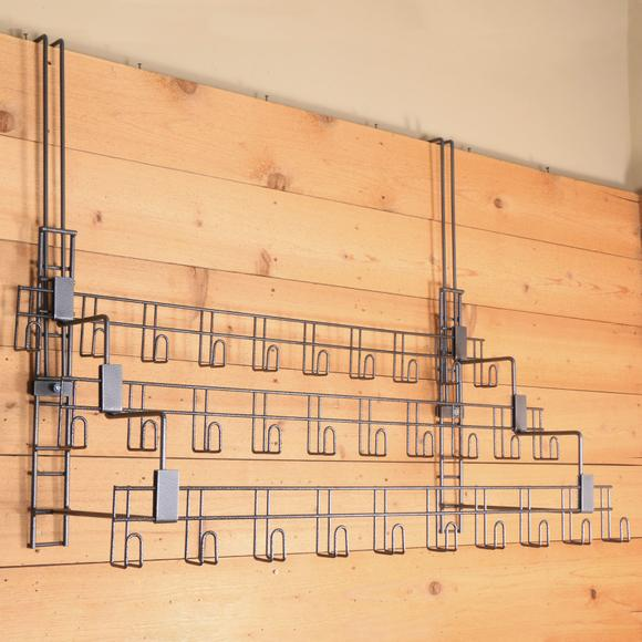 Easy-Up® Pro Series Large Bridle & Tack Rack