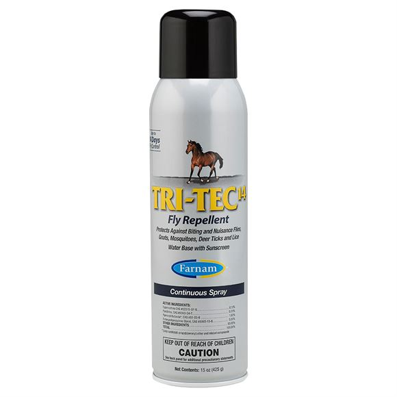 Farnam® Tri-Tec 14™ Fly Repellent Spray