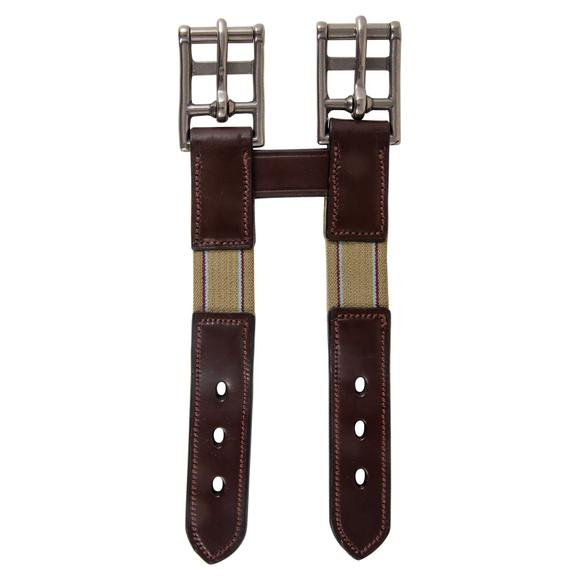 Joseph Sterling® Leather Girth Extender with Elastic Inserts