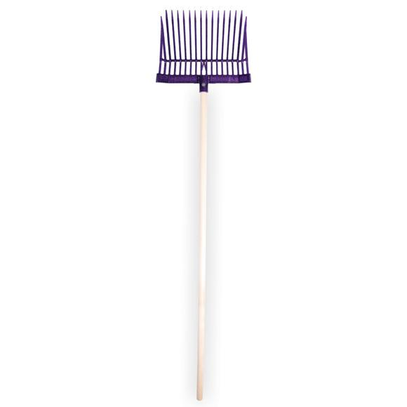 Dura-Tech® Platinum Kid's Glitter Fork Purple