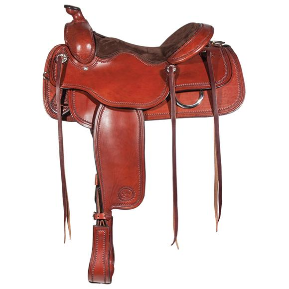 Billy Royal® Ranch Horse Pleasure Saddle