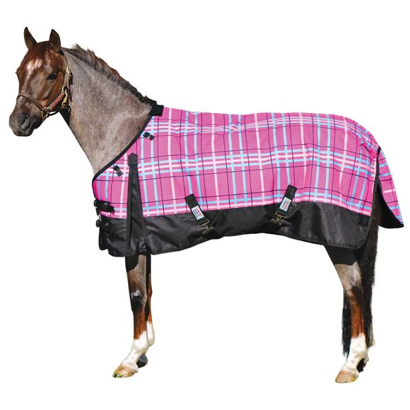 Sold by The Pattern Fields Fabrics Suitability 7606 Blanket//Sheet Pattern for Miniature Horses Foal Pony Dog Equestrian