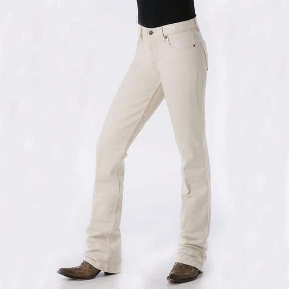 Cruel Girl Ladies Low Rise Dyeable Jeans