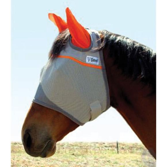 Cashel Rescue Fly Mask with Ears