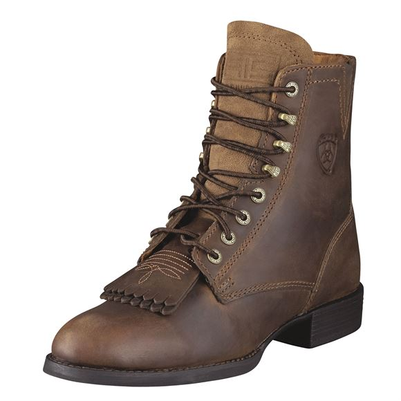 Ariat Ladies Heritage II Distressed Lacer