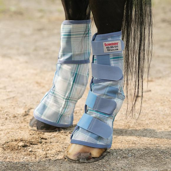 Dura-Mesh Fitted Fly Boots