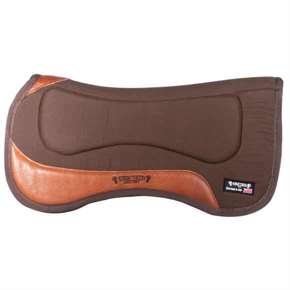 Equi-Lock Contoured CC Pad w/Wither Relief