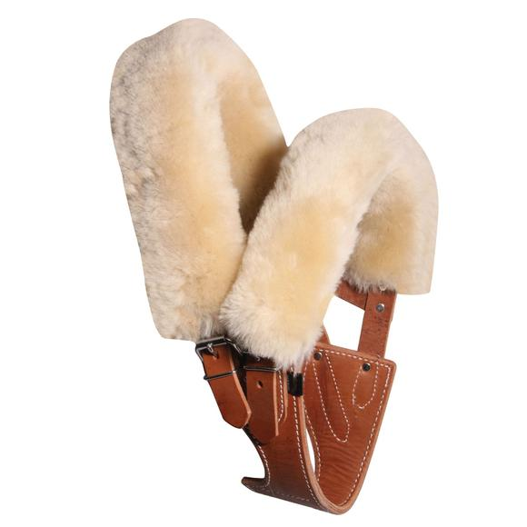 Just Merino Sheepskin Miracle Collar Cover