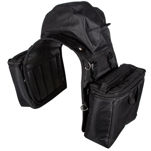 Dura-Tech® Insulated Detachable Saddle Bag w/Cantle Bag