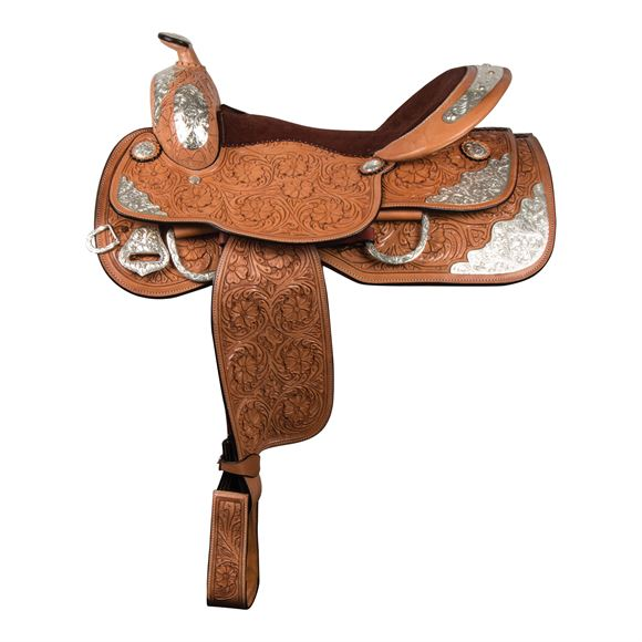 Double S Denver Show Saddle