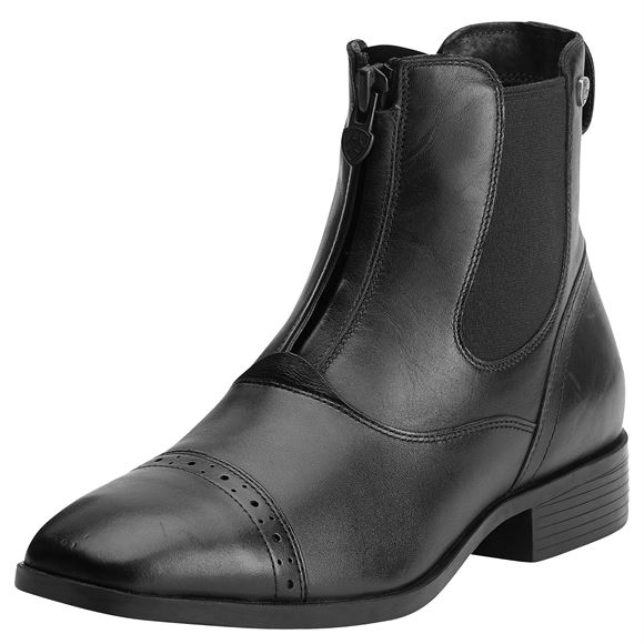 Ariat Ladies Challenge Square Toe Zip Paddock