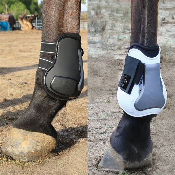Professional's Choice® Pro Performance Jumping Boots - Rear