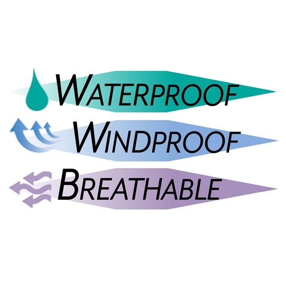 Waterproof, Windproof, & Breathable for Your Horse's Comfort