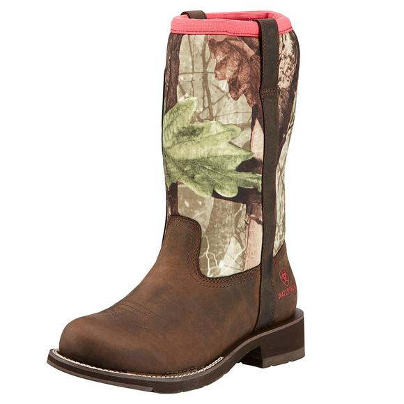 Ariat Ladies Fatbaby All Weather Camo