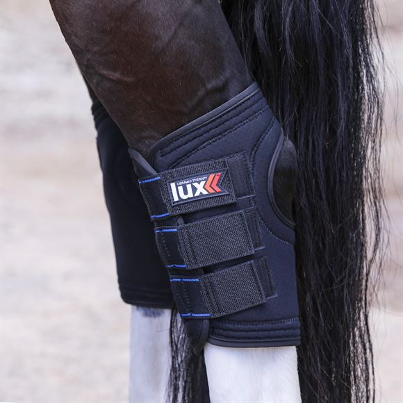 Lux Ceramic Therapy® Hock Wraps