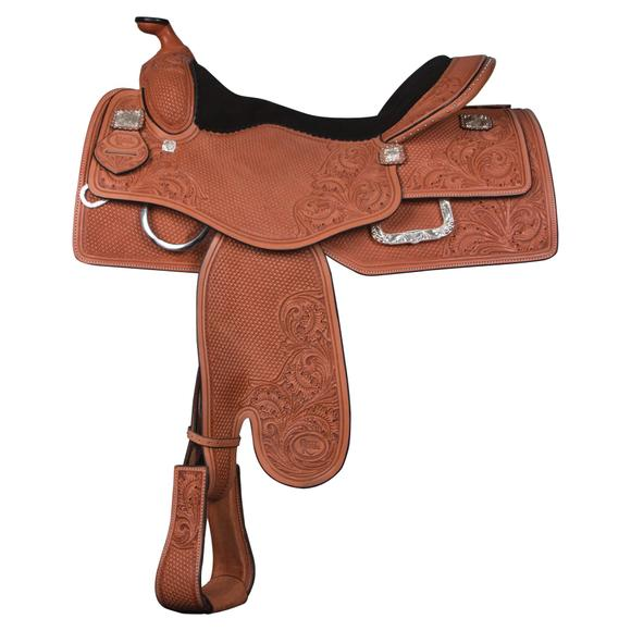 Billy Royal® Panhandle Reiner Saddle